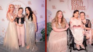 social beauty awards