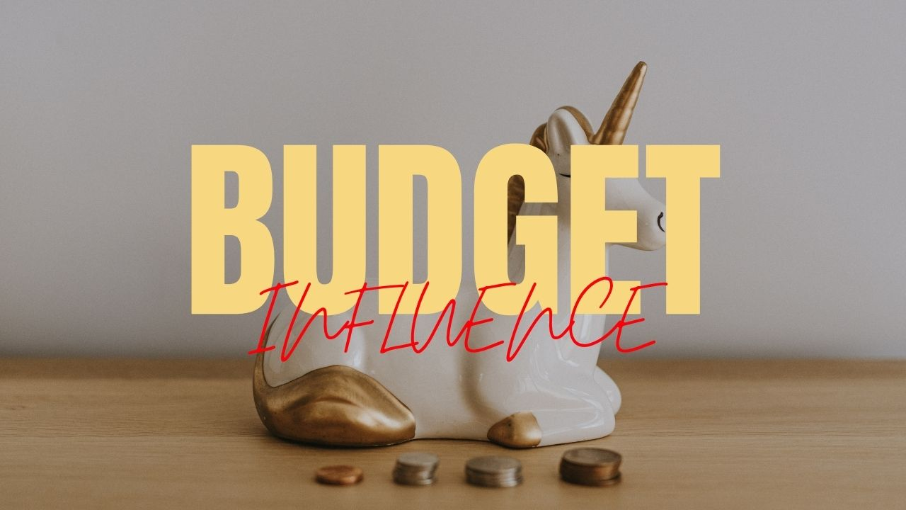 budget agence marketing d'influence