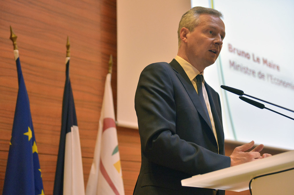bruno le maire dropshipping