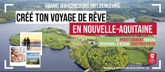 nouvelle aquitaine influenceurs