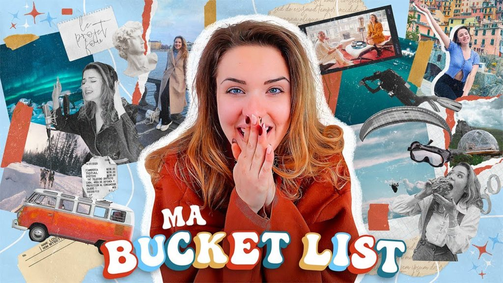 bucket list youtube