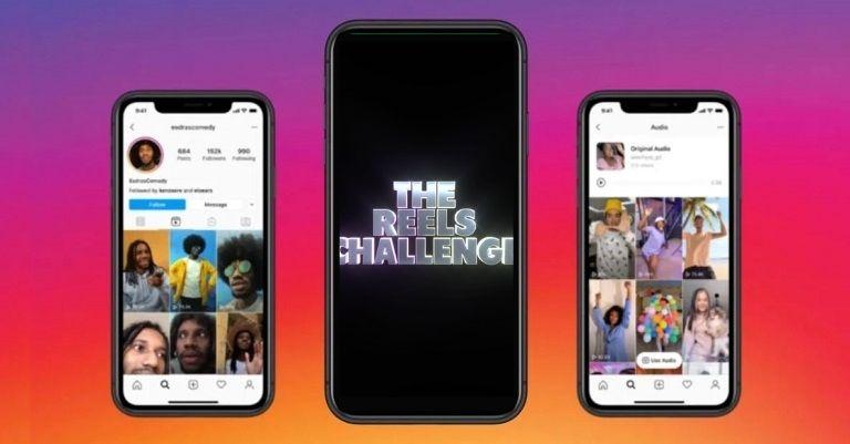 reels challenge instagram