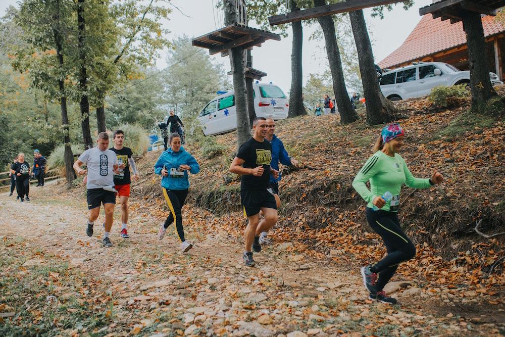 sport runners