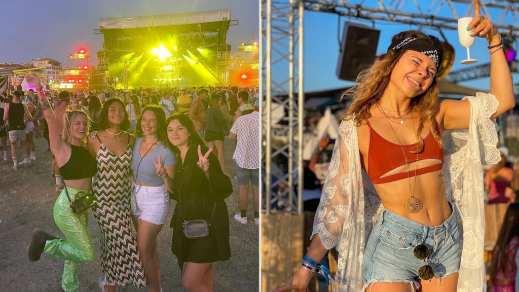 influenceurs delta festival