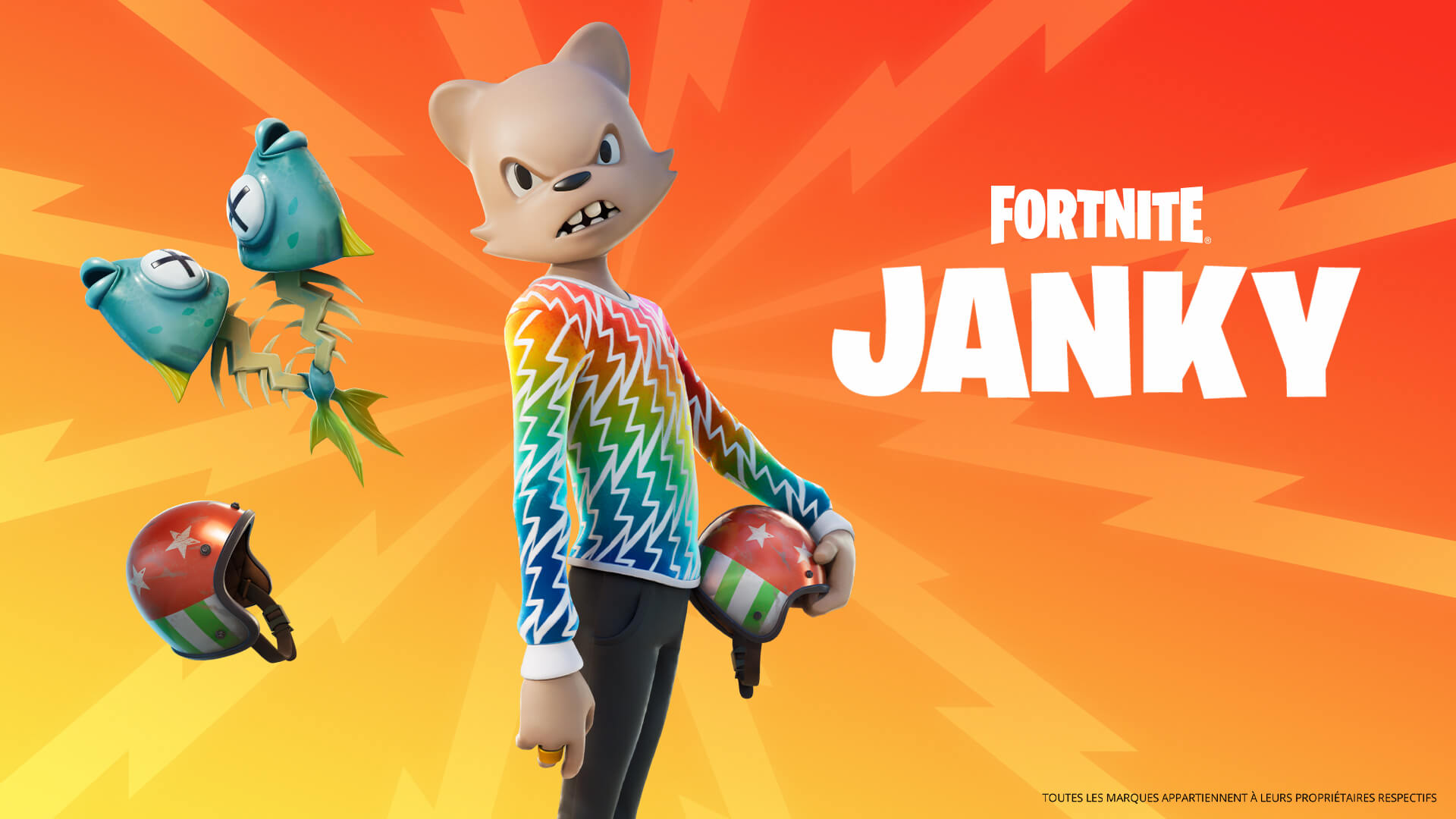 personnage fortnite