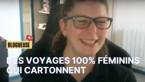 femme voyage