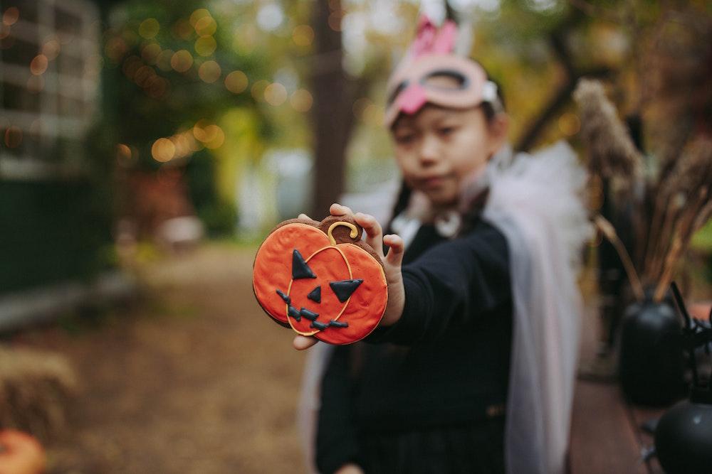 halloween influenceurs