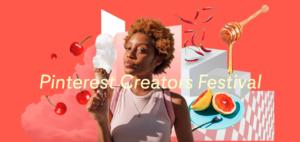 pinterest influenceurs festival