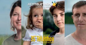 telethon influenceurs